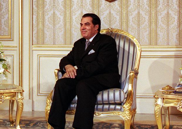 독재자의 말로(12) - 튀니지 벤 알리