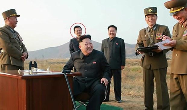 이씨왕조의 개국공신과 북한의 백두산줄기