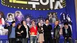 서울 양천구 목동 SBS 사옥에서 열린 '개그투나잇' 기자간담회 모습.