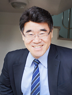 장대현 학교 임창호 교장.