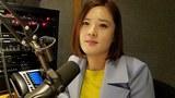 지난 1일 자유아시아방송을 방문 회견하고 있는 최유진 씨.