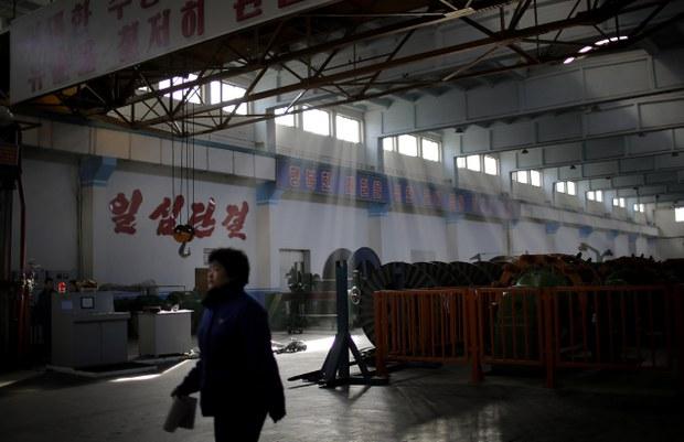 지난해 북한 경제 '고난의 행군' 이래 최악