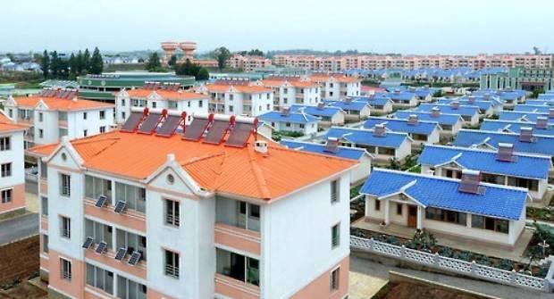 북한 국경봉쇄로 가정용 태양전지 10배 상승