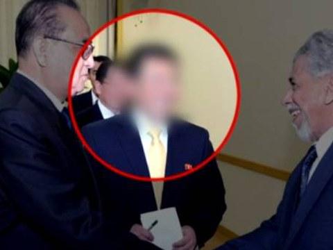 한국에 입국해 생활 중인 것으로 알려진 전직 쿠웨이트 주재 북한 대사대리(빨간 원).