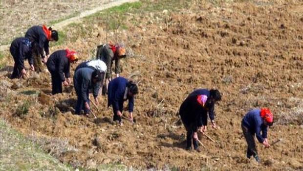 북한 여성들의 고난의 행군은 끝이 안 보인다