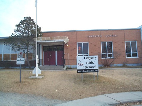 사진은 캐나다 캘거리의 한 여학교 모습.
