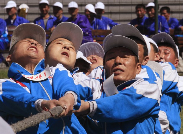 북한 노동자들에게 노동절이 있는가?