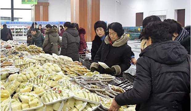 꿈꿀 수 없는 북한의 여성들
