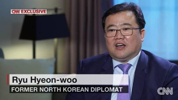 해외 파견 엘리트의 탈북