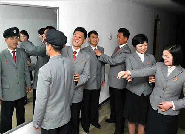 북한 청년 엘리트의 현주소