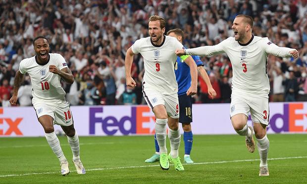 축구로 하나가 된 영국