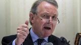 영국 상원의원이면서 국회 북한인권그룹의 공동 대표인 데이비드 앨톤 경.