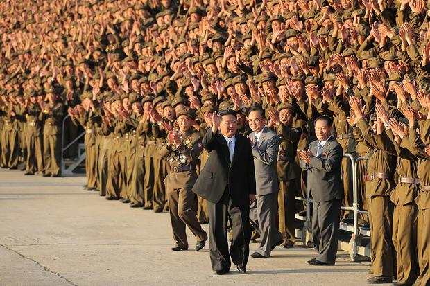 장군 별이 똥별이 된 북한군