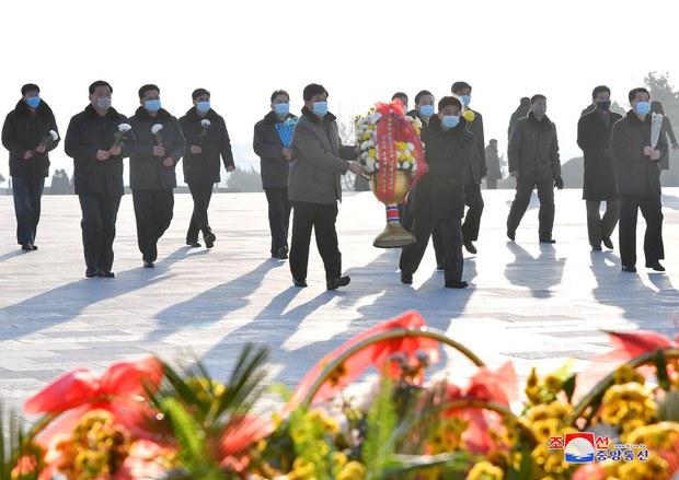 재미동포들이 북한 동포들에게 보내는 새해 인사
