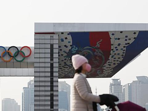 사진은 송파구 올림픽공원.
