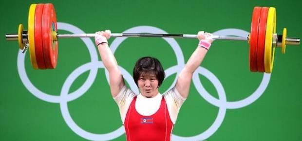 세계 여성의 날, 올림픽의 북한 여자 영웅들