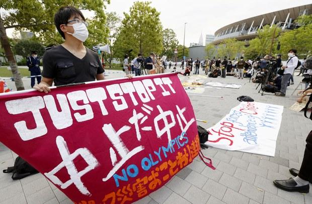 70일 남은 도쿄 올림픽, 개최 여부 여전히 불투명