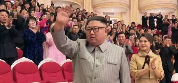 김정은의 부인 이설주, 공개석상에서 사라져