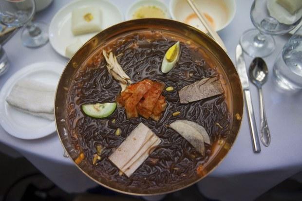 음식과 추억 그리고 탈북민