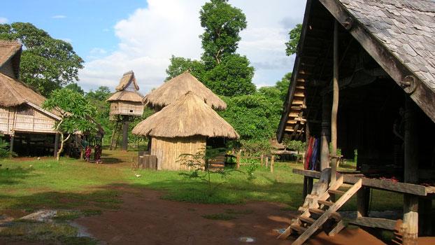 Ethnic-museum-attapeu