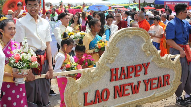 F-US-LAO NEW YEAR