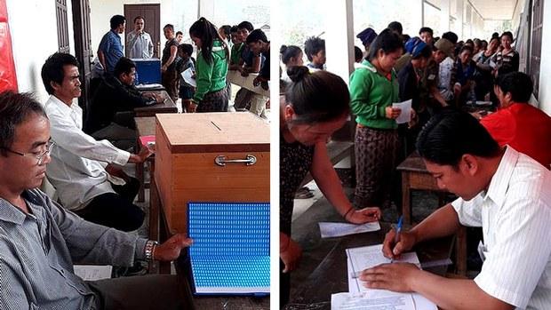 F-Election-Laos