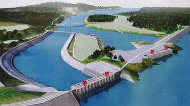 f-Myitsone Dam