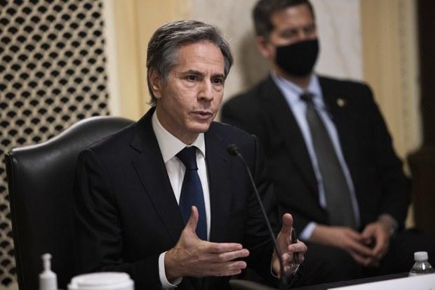 美国务卿宣布重返联合国人权理事会