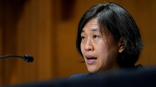 美贸易代表与台湾官员会谈  承诺重启贸易协定谈判
