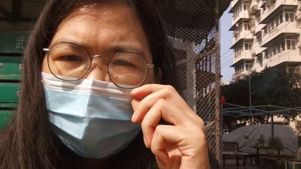 数十个NGO联名要求中国释放公民记者张展