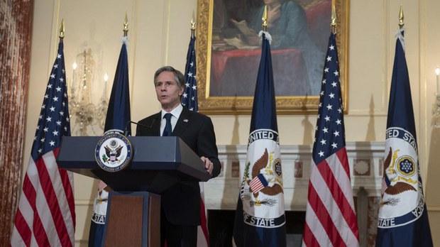 美国务卿:中国是八大优先工作之一