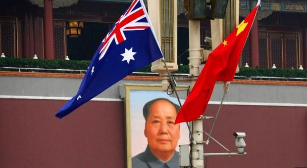 澳大利亚最新民调显示:超六成民众支持强硬对华政策