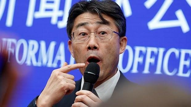 中国疾控中心主任高福