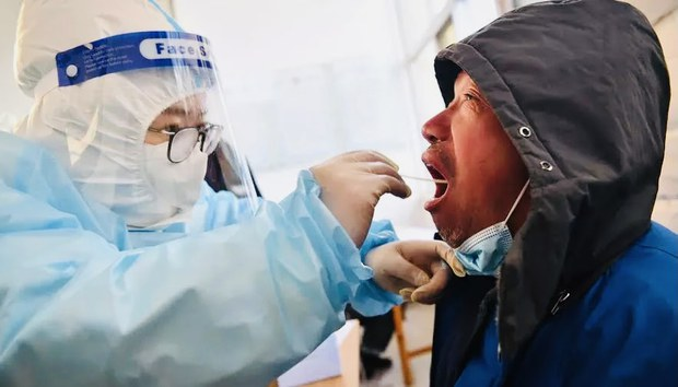 中國疫情防控暴露基層弱點