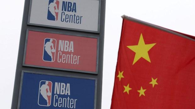美国会机构反对新疆强迫劳动   敦促NBA球星停止代言中国品牌