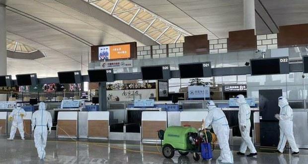 南京疫情扩散至四省 机场成防疫破口集团董事长被停职