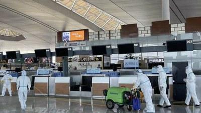 南京疫情扩散至四省,机场成防疫破口