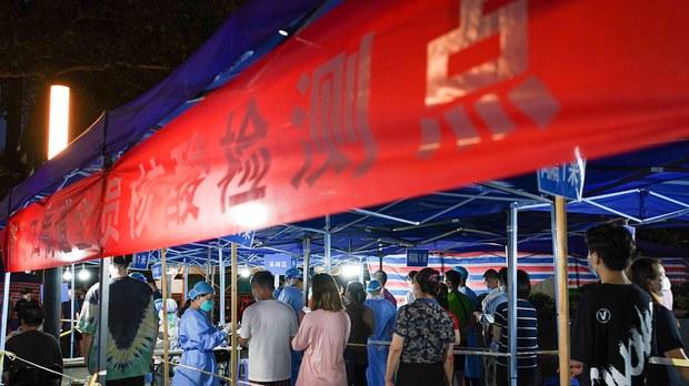 中國本土病例擴散至15省市 北京出現關聯病例