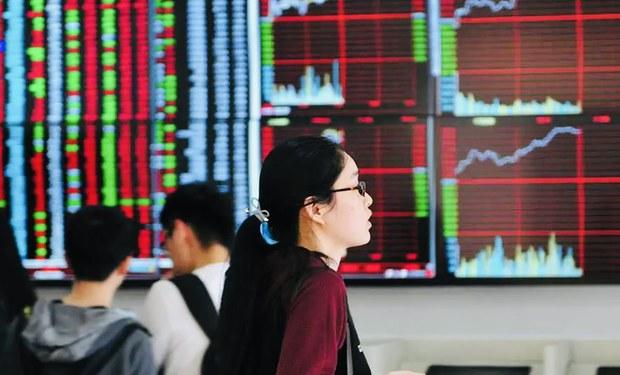 中国金融风险仍很高(photo:RFA)