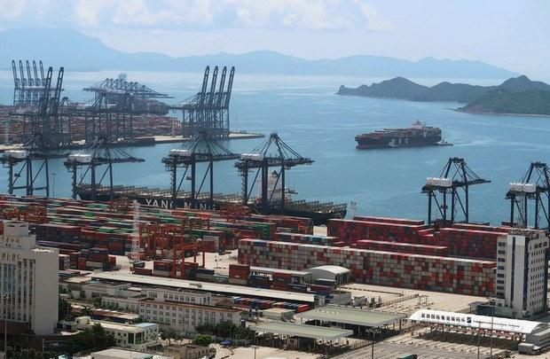 中国集装箱危机导致全球供应链混乱 欧洲商品将涨价