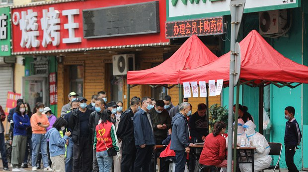 中国通报新增确诊新冠病例38人 哈尔滨新增一高风险区
