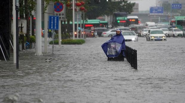 河南遭遇大范围极端强降雨  中国启动防汛Ⅲ级应急响应