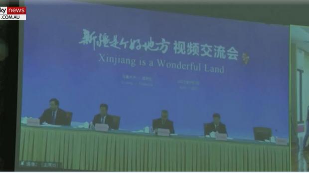 中国驻澳使馆发布新疆宣传片   澳总理:对华关系不弃价值观