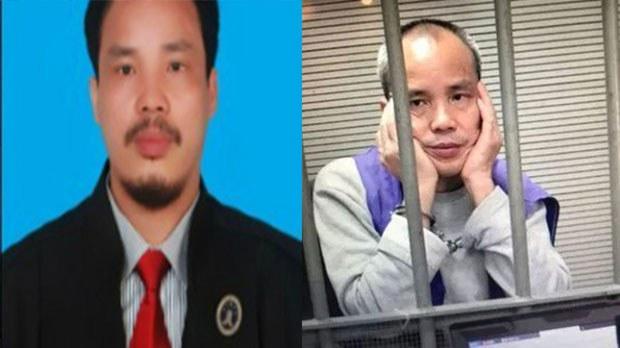 廣西人權律師覃永沛被捕561天 至今不開庭