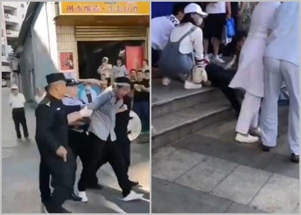 安徽安慶爆隨機殺人案:目前已經 5死15傷