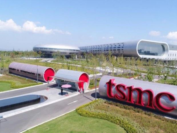 台湾易缺水电 传台积电将部分12吋晶圆移至南京生产