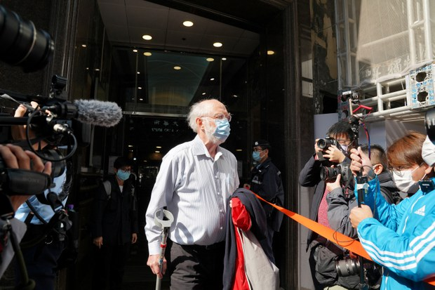 美籍人权律师关尚义成首名美国公民因国安法被捕