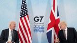 七国集团峰会举行前夕,美国总统拜登与东道主英国首相约翰逊会面