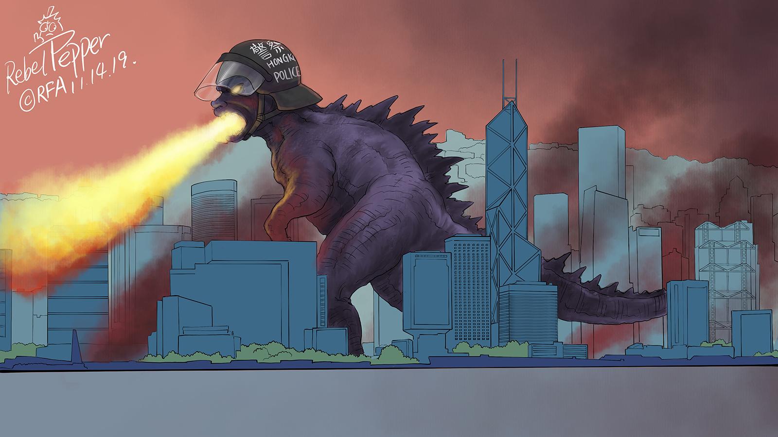 变态辣椒:香港暴力升级(系列之三)。(变态辣椒)