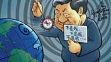 新冠肺炎爆发一年之后,中国大力宣传新冠病毒来自中国境外,推卸自己的责任。(变态辣椒)